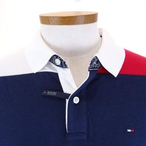 Tommy Hilfiger Shirts - Tommy Hilfiger Men's Custom Fit Polo Shirt